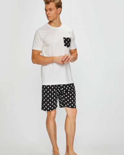 Пижама хлопковая с карманами Brave Soul