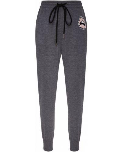 Спортивные брюки свободные меланж Markus Lupfer