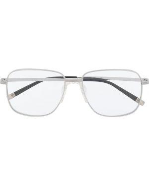 Серебряные очки квадратные Bolon