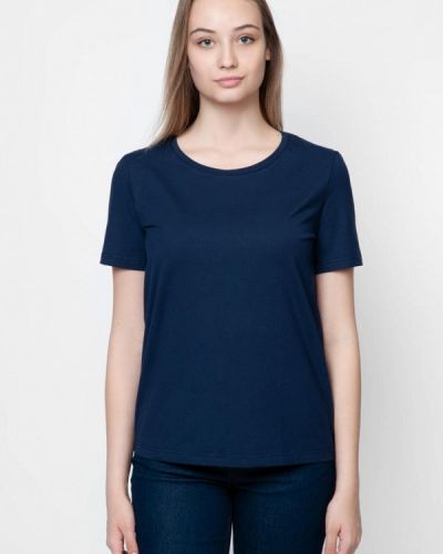 Синяя футбольная футболка Arber