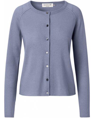 Niebieski sweter vintage Rosemunde