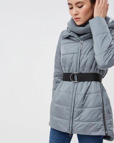 Утепленная серая куртка Winterra