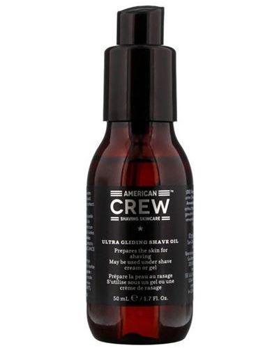 Гидрофильное масло для бритья увлажняющее с американской проймой American Crew