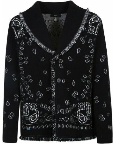 Czarny sweter Alanui