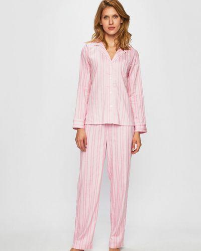 Пижама с брюками пижамный розовый Lauren Ralph Lauren