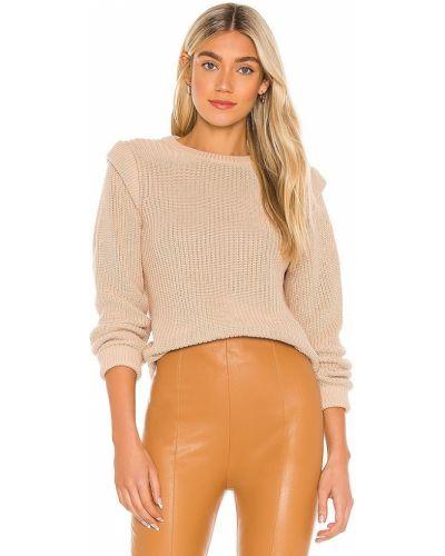 Плиссированный кашемировый свитер для полных 525