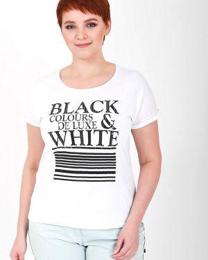 Хлопковая футболка Via Appia