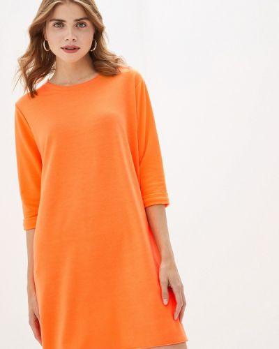 Платье - оранжевое By Swan