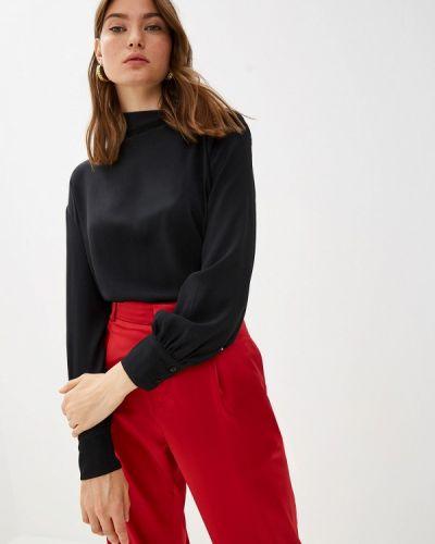 Блузка с длинным рукавом черная Sportmax Code