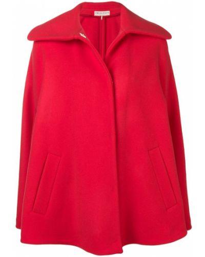 Пальто с капюшоном на пуговицах Emilio Pucci