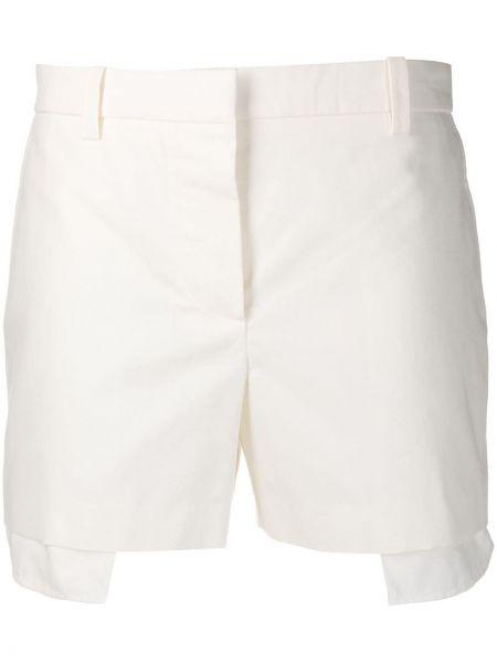 Szorty bawełniane - białe Givenchy