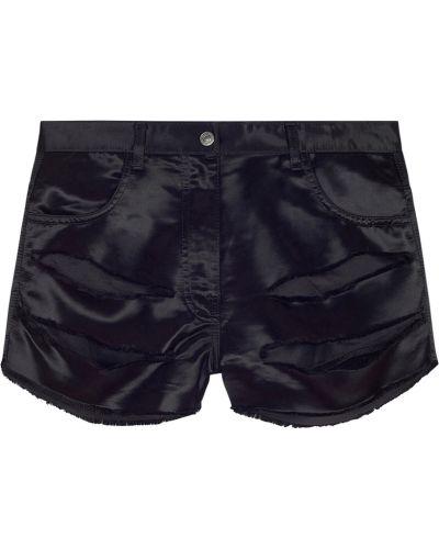 Szorty z niskim stanem - czarne Givenchy