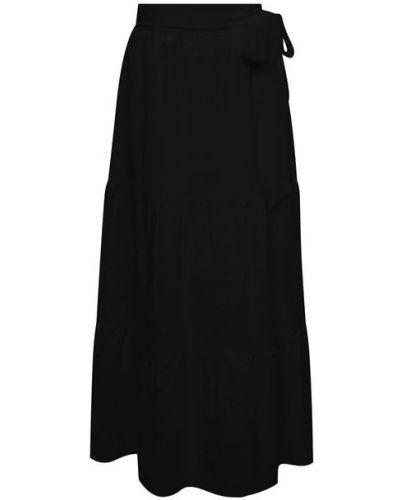 Льняная юбка - черная Faithfull The Brand
