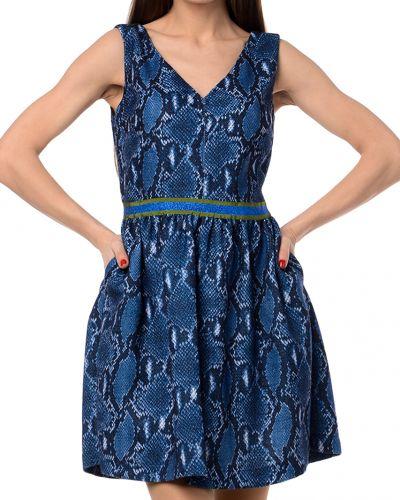 Платье весеннее синее Pinko