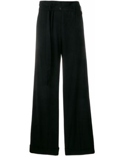 Черные свободные брюки Ivan Grundahl