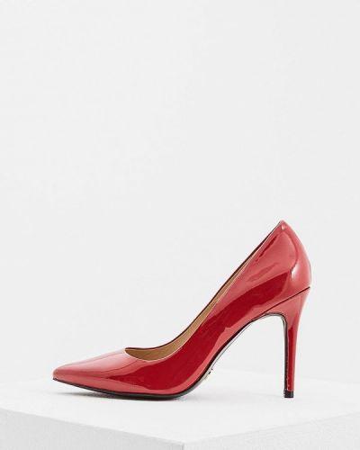 Туфли-лодочки осенние кожаные на каблуке Michael Michael Kors