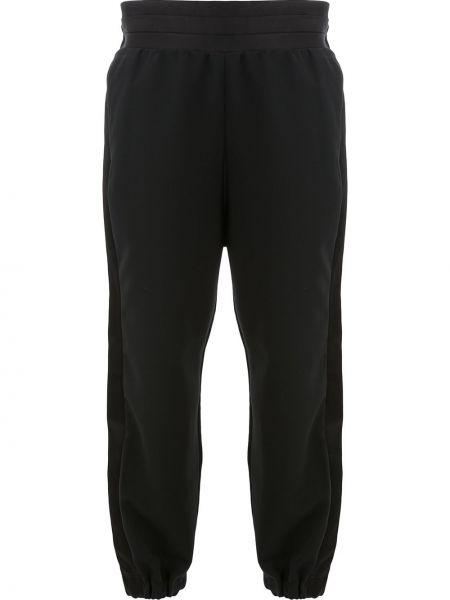 Спортивные брюки укороченные с поясом Undercover