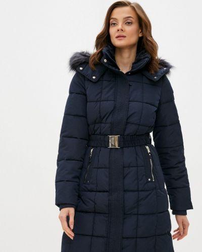 Утепленная синяя куртка Wallis