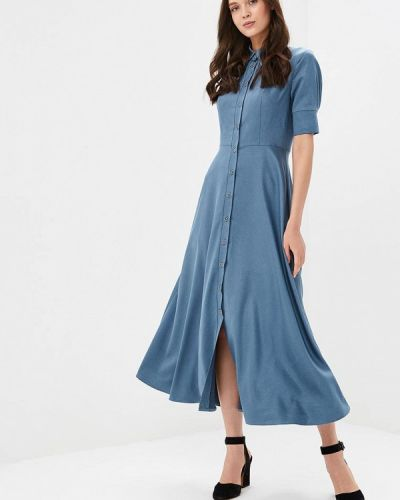Платье прямое осеннее Gregory