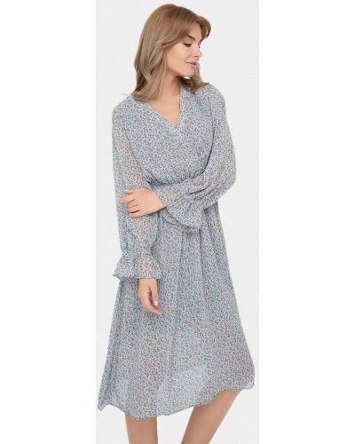 Платье с запахом Monoroom