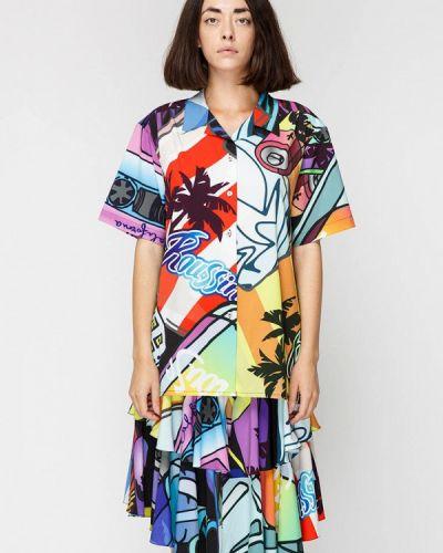 Разноцветная рубашка Roussin
