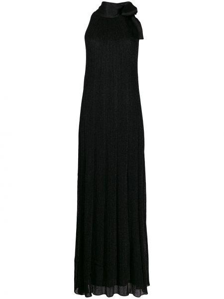 Платье макси вязаное с люрексом M Missoni