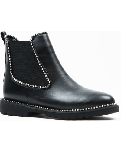 Ботинки черные Stefaniya Nina