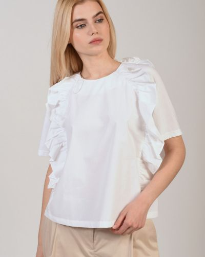 Хлопковая блузка Twin-set