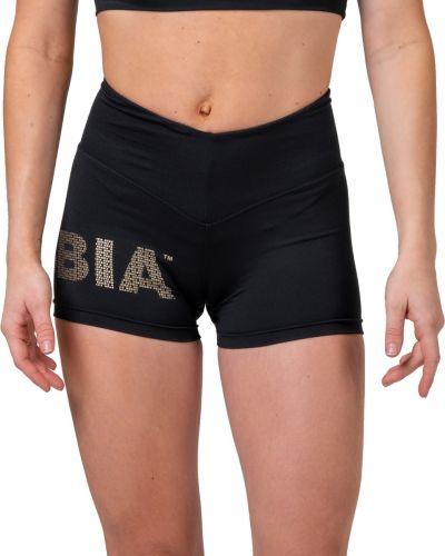 Спортивные шорты - черные Nebbia