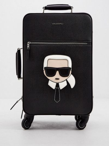 Черная сумка Karl Lagerfeld