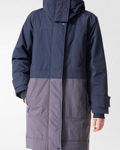 Утепленная куртка осенняя Adidas