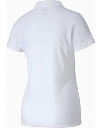 T-shirt - biała Puma
