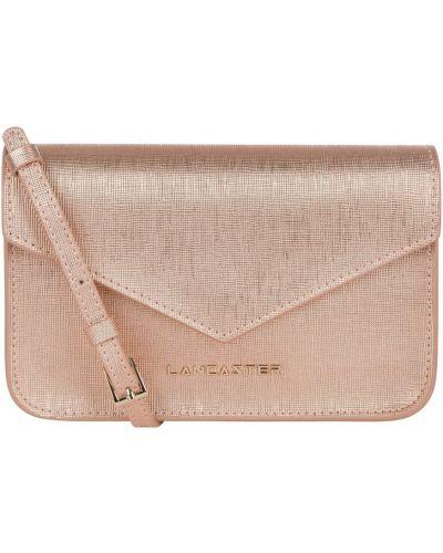 Różowa kopertówka Lancaster