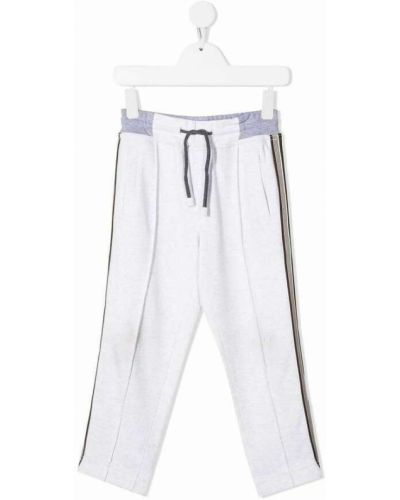 Beżowe spodnie Brunello Cucinelli