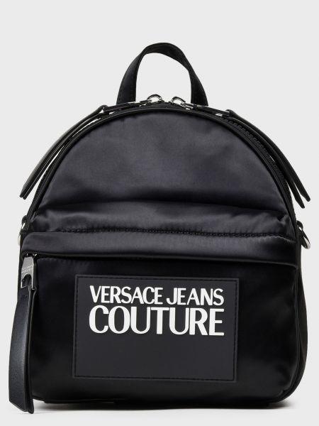 Текстильный рюкзак - черный Versace Jeans Couture