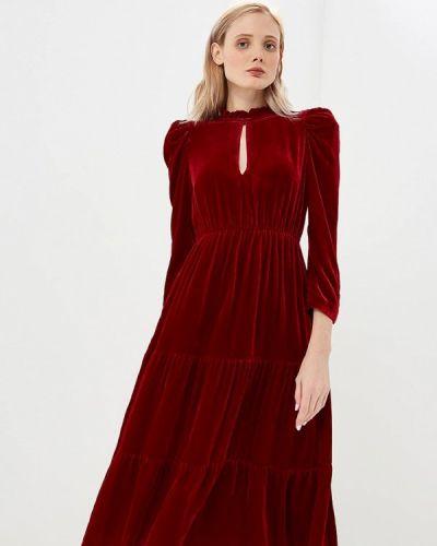 Вечернее платье осеннее Pinko