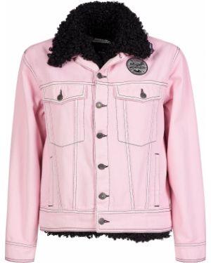 Розовая куртка Pinko