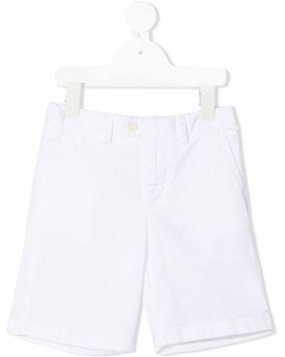 Bermudy - białe Il Gufo