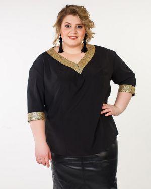 Блузка с пайетками Jetti-plus