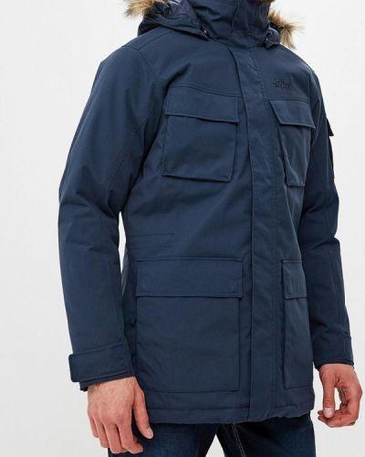 Зимняя куртка утепленная осенняя Jack Wolfskin