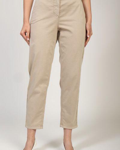 Хлопковые брюки Luisa Cerano