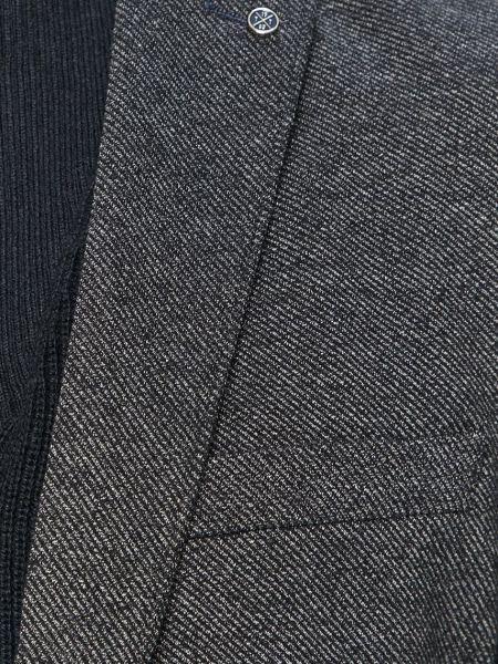 Синий джинсовый костюм Tom Tailor