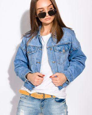 Джинсовая куртка Time Of Style