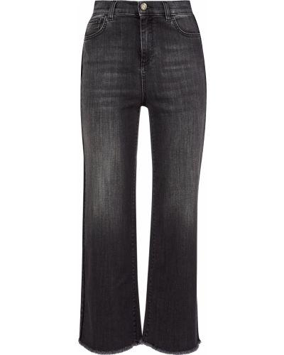 Хлопковые джинсы - черные Beatrice.b