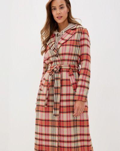 Пальто с капюшоном Imperial
