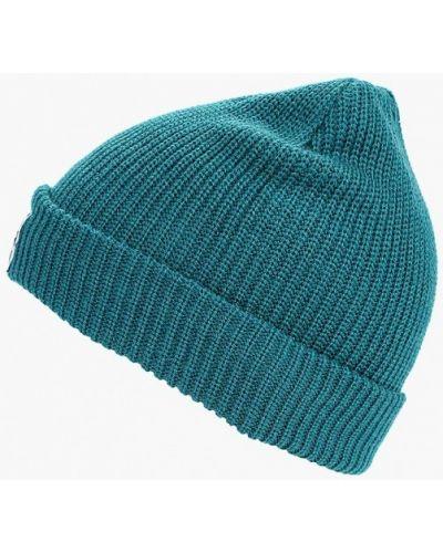 Зеленая шапка осенняя Befree