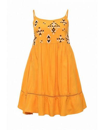 Желтый сарафан Animal