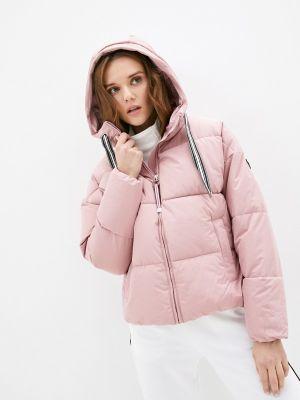 Утепленная куртка - розовая Luhta