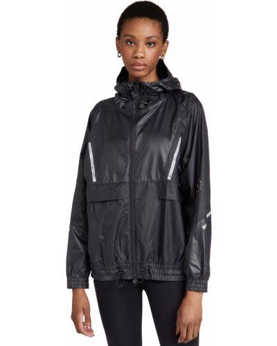 Wiatrówka - czarna Adidas By Stella Mccartney