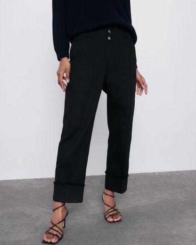 Джинсы - черные Zara